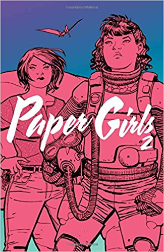 Paper Girls Vol 2