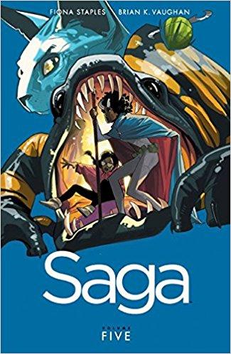 Saga Vol 5