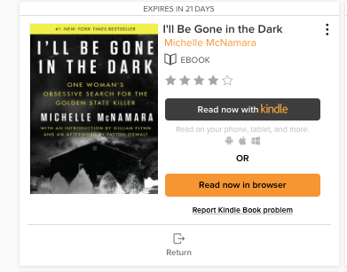 How to Borrow Kindle and Audio Books from your Library for